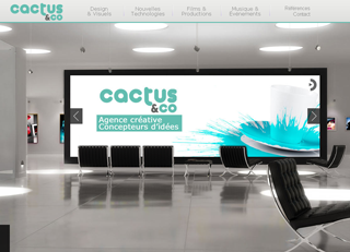 Projet Agence Cactus & Co